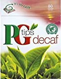 PG Tips Decaf 80 Ct Tea Bags - 2 Pack