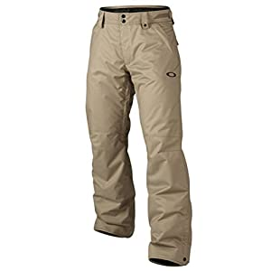 Oakley Men's Fleet Insulated Pant, New Khaki, X-Large