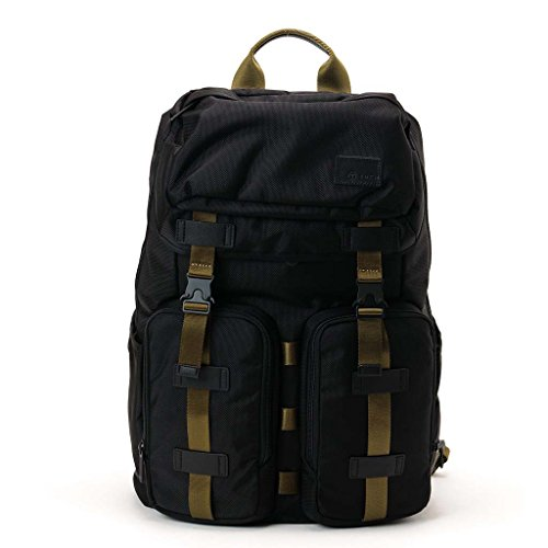 (トゥミ)TUMI 55003D T-Tech Code Three TMT Backpack by T-Tech/TMTコラボレーションモデル バックパック by T-Tech Black/ブラック [並行輸入品]