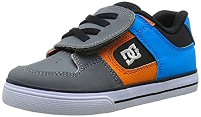 DC Pure V Youth Vulcanized Shoes Skate Shoe (Toddler)