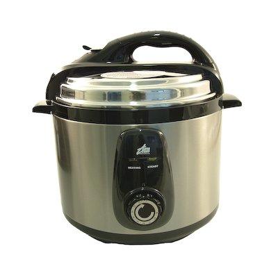 best deal of team whisper quiet electric pressure cooker. Black Bedroom Furniture Sets. Home Design Ideas