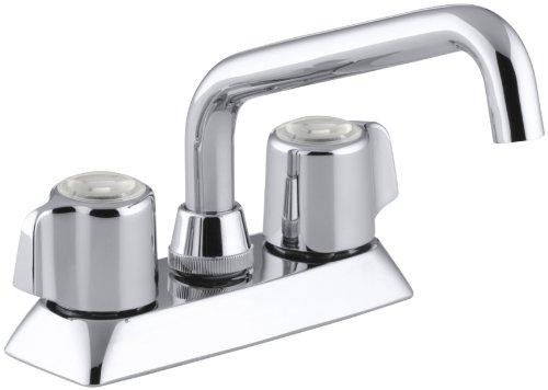 Kohler K 15270 B Cp Coralais Laundry Sink Faucet Polished