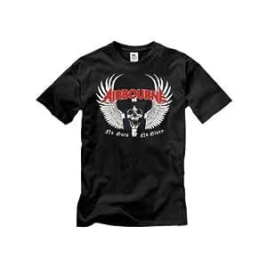 Skull wings t-shirt homme stan