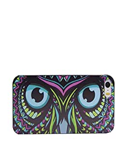 Bbazinga Aztec Owl Back Cover for Apple Iphone 5/5S