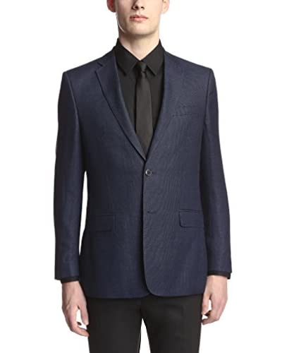 Versace Collection Men's Notch Lapel Sport Coat