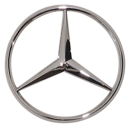 Emblems exterior accessory for Mercedes benz star logo