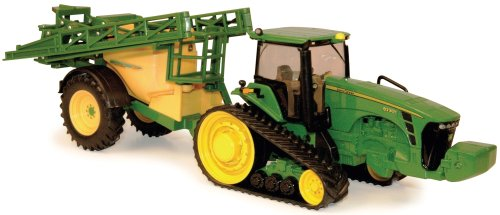 1:32 John Deere 8230T Tractor with 840 Trailed Sprayer by Ertl - Buy 1:32 John Deere 8230T Tractor with 840 Trailed Sprayer by Ertl - Purchase 1:32 John Deere 8230T Tractor with 840 Trailed Sprayer by Ertl (Learning Curve, Toys & Games,Categories)