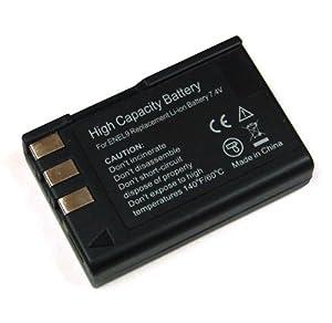 Troy - Batterie Li-Ion pour Nikon D60, D3000, D5000