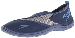 Speedo Men's Surfwalker Pro 2 Amphibious Pull On Water Shoe,Imperial Blue/Insignia Black,11 M US
