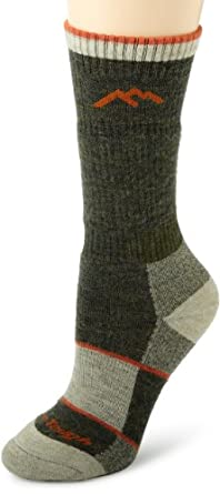Darn Tough Vermont Mens Merino Wool Boot Full Cushion Socks by Darn Tough