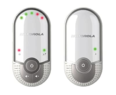 Motorola MBP11 Digital Audio Baby Monitor from Motorola