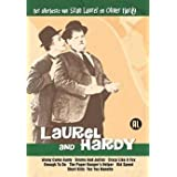 Laurel & Hardy Vol 3 3-DVD Set ( Along Came Auntie / Short Kilts / Smithy / The Soilers / White Wings / Bromo and Juliet / Crazy Like a Fox / Thundering Fleas ) ( The Home Wrecker )by Glenn Tryon