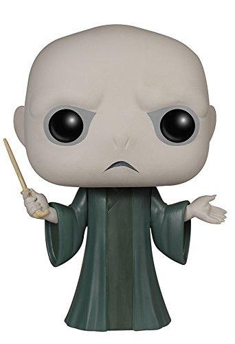 Funko POP Movies: Harry Potter - Voldemort Action Figure - 1