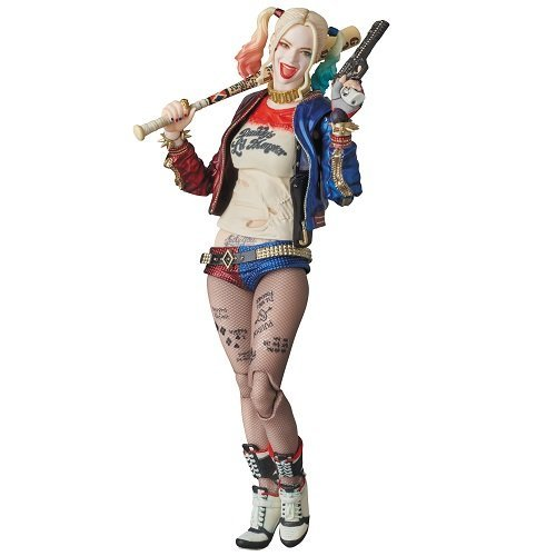 MAFEX マフェックスHARLEY QUINN『SUICIDE SQUAD...