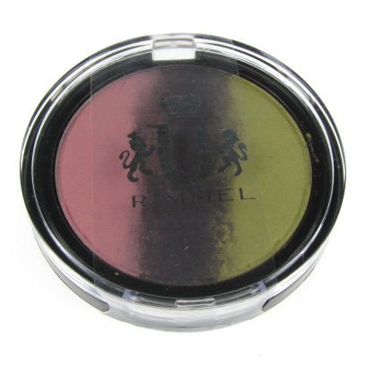 Rimmel Three-Sum Eyeshadow 4g - 100 Naughty
