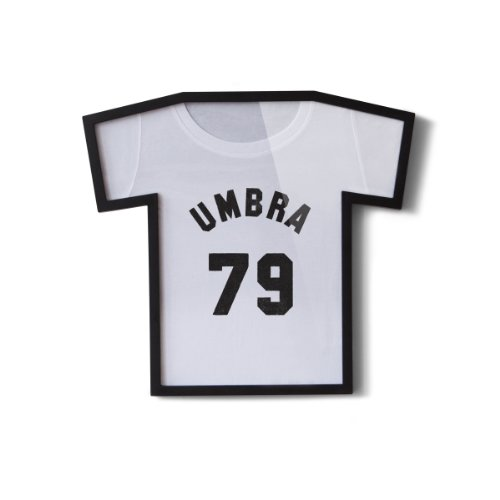 Umbra T-Frame T-Shirt Display Case, Black (Tshirt Tabletop Display compare prices)