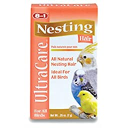 8in1 UltraCare Nesting Hair  - .25 oz