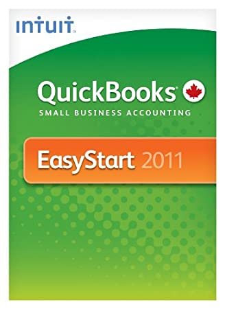 QuickBooks Easystart 2011 [Old Version]