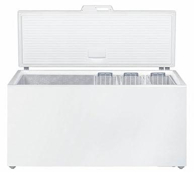Liebherr GT 6122 Comfort Coffre Autonome Blanc A+ 572L - congélateurs (Coffre, Autonome, Blanc, Haut, A+, SN, T)