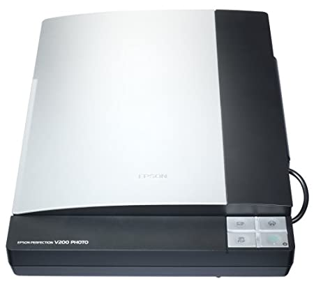 pilote epson perfection v200 photo