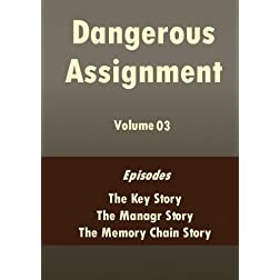 Dangerous Assignment - Volume 03