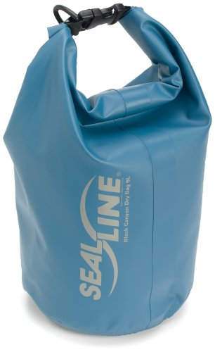 Sealline Black Canyon 5-Liter Pvc-Free Dry Bag, Blue