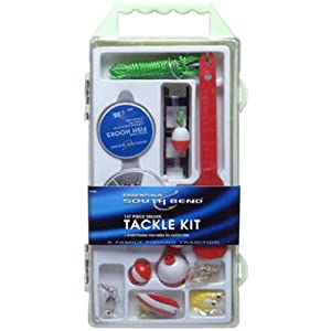 South Bend Sporting Goods KIT-90 137-Piece Tackle Kit