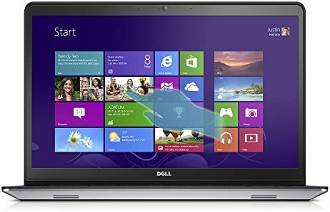 Dell Inspiron 15 5000 Series 15.6-Inch Touchscreen Laptop (i5548-3335SLV)