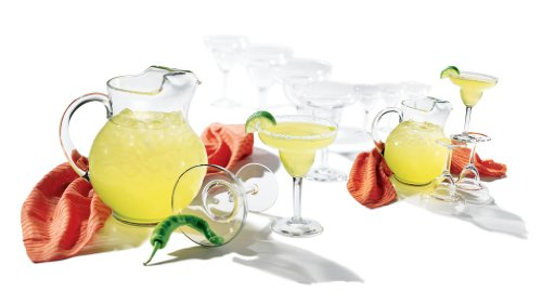 Libbey Cancun Margarita 7-Piece Glassware Set