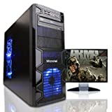 Titanium Gamer AMTI7005 Gaming Computer with Intel 3.4GHz i7 2600K Processo ....