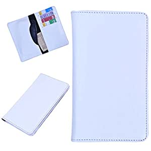 DCR Pu Leather case cover for Nokia Lumia n8 (white)