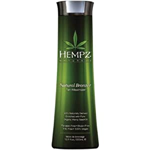 Hempz Natural Bronzer Tan Maximizer 10.1oz