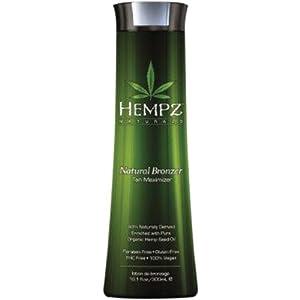 Hempz Natural Bronzer Tan Maximizer 10.1oz