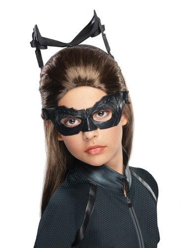 Batman: The Dark Knight Rises: Catwoman Wig, Child Size