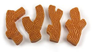 Fred and Friends Whole Grain Cookies: Cookie Cutter/Stamps