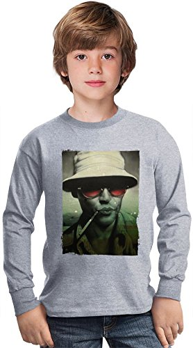 raoul-duke-amazing-kids-long-sleeved-shirt-by-true-fans-apparel-100-cotton-ideal-for-active-boys-cas