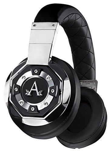 A-Audio A21 Icon Wireless Over-Ear Headphones, Liquid Chrome  усилители ламповые icon audio 20 pp
