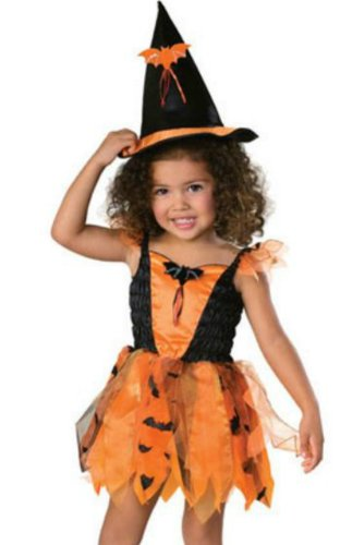Halloween Witch Toddler Costume - Toddler Halloween Costume