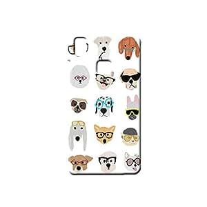 G-STAR Designer Printed Back case cover for VIVO V3 - G5170