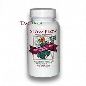 Vitanica Professional - Slow Flow Menstrual Flow Support - 60 Vegetarian Capsules