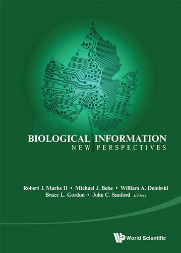 Biological Information:New Perspectives - Proceedings of the Symposium