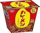 日清 カレーメシ 辛口 6個入り×2ケース(12個)