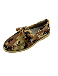 Sperry Top-Sider Men's A/O Pony Hair Camo Boat Shoe
