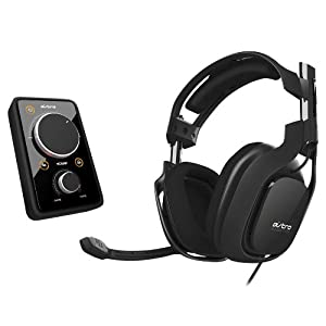 ASTRO Gaming A40 Audio System Black