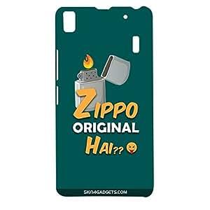 Skin4Gadgets Zippo Original Hai? Phone Designer CASE for LENOVO A7000