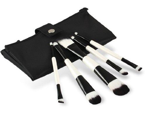 dansuet-cosmetico-professionale-di-trucco-spazzola-dual-ended-brush-5pc-set-con-il-caso-di-pennelli-