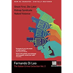 Fernando Di Leo: The Italian Crime Collection: Vol. 2