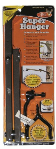 Fantastic Deal! Hme Products Pro Series Super Bow Hanger, Olive