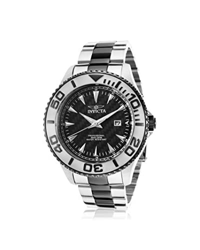 Invicta Men's 15171 Pro Diver Gunmetal-Plated & Stainless Steel Watch