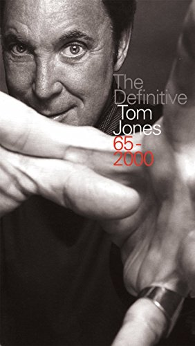 Tom Jones - The Definitive 1964-2002 (CD - Zortam Music